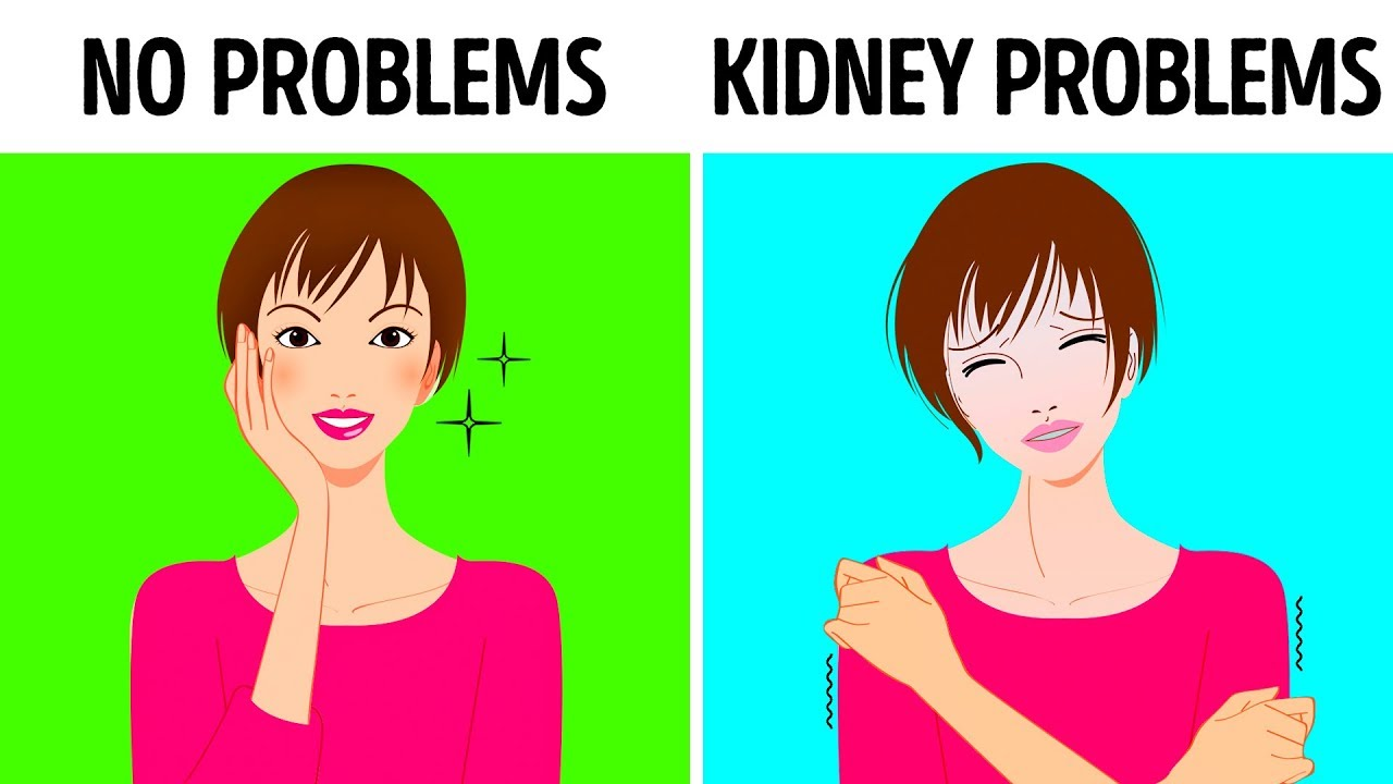 10 Signs Your Kidneys Aren T Working Properly Youtube