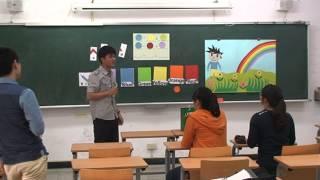 兒童英語 試教 顏色 colors