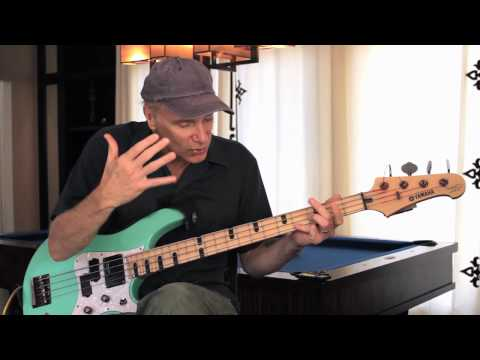 Billy Sheehan Video Interview Part 1