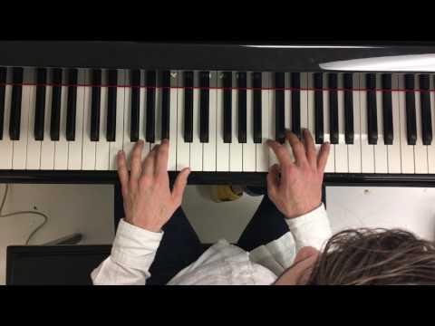 Keith Jarrett Piano Lesson