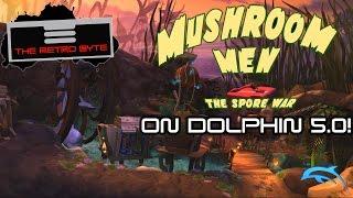 Mushroom Men: The Spore Wars on Dolphin 5.0! - The Retro Byte