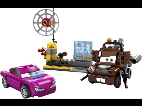 LEGO Disney Pixar Cars 2, Toys For Kids
