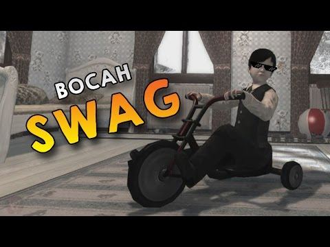 LUCIUS - BOCAH MAEN SEPEDA !! - Bahasa Indonesia (Momen Lucu Lucius)