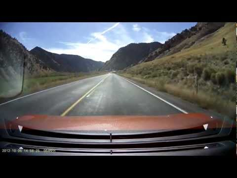 4x US191/Emma Park Road Fall Drive Dashcam in Scion FRS