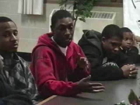 SUN and URC host Flint Youth Meet with Mayor