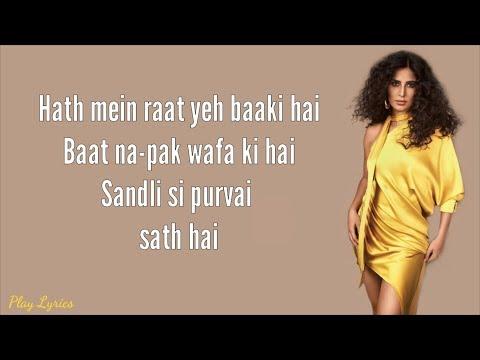 Husn Parcham (lyrics) : Kaitrina Kaif | Shahrukh Khan | Anushka Sharma | Bhoomi Trivedi |Raja Sharma Mp3
