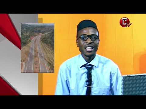 The Construction of the new Doula Yaoundé road | The best road in West Africa