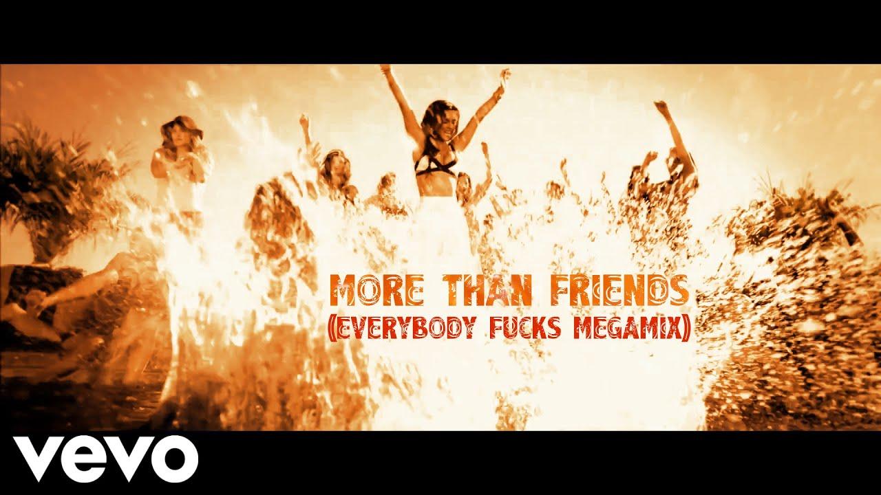 INNA - More Than Friends (Everybody Fucks MEGAMIX) (Feat. Daddy Yankee, Pitbull & Akon)