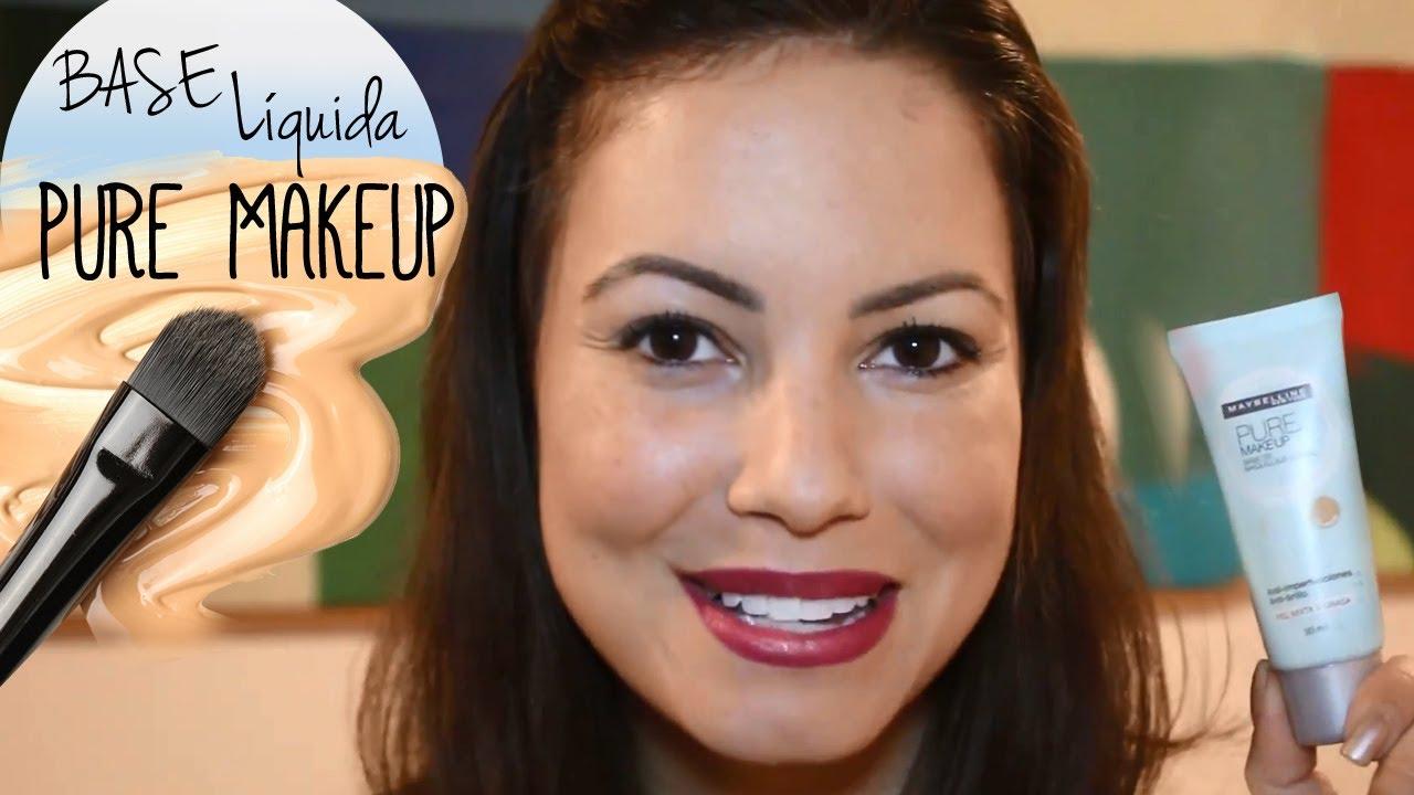 Pure makeup