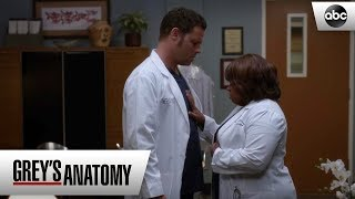 Karev and Bailey | Grey's Anatomy Season 15 Episode 9