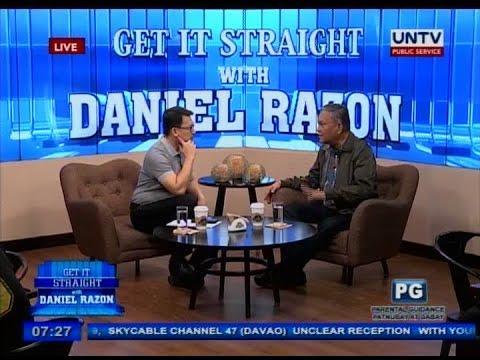 UNTV: MIAA GM Ed Monreal on Get it Straight