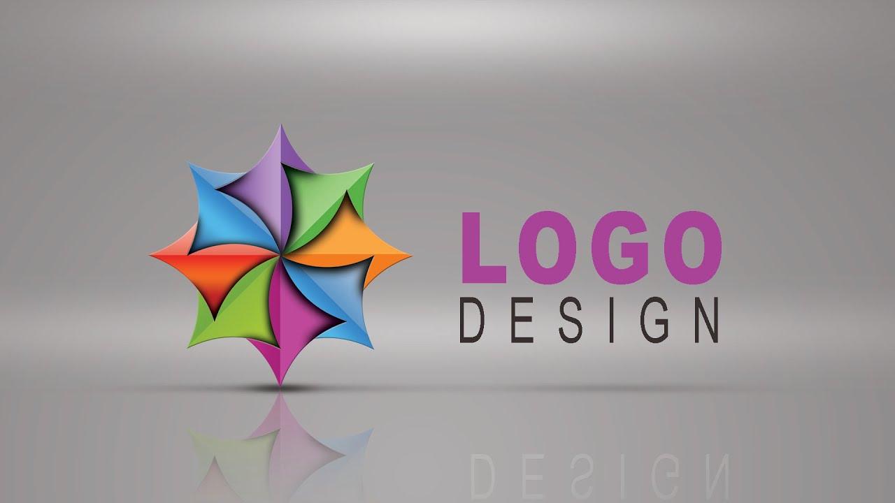 Photoshop Tutorial Logo Design In Hindi Urdu