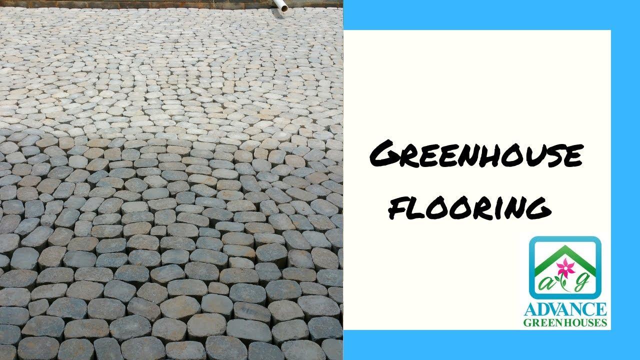 Best Greenhouse Flooring You