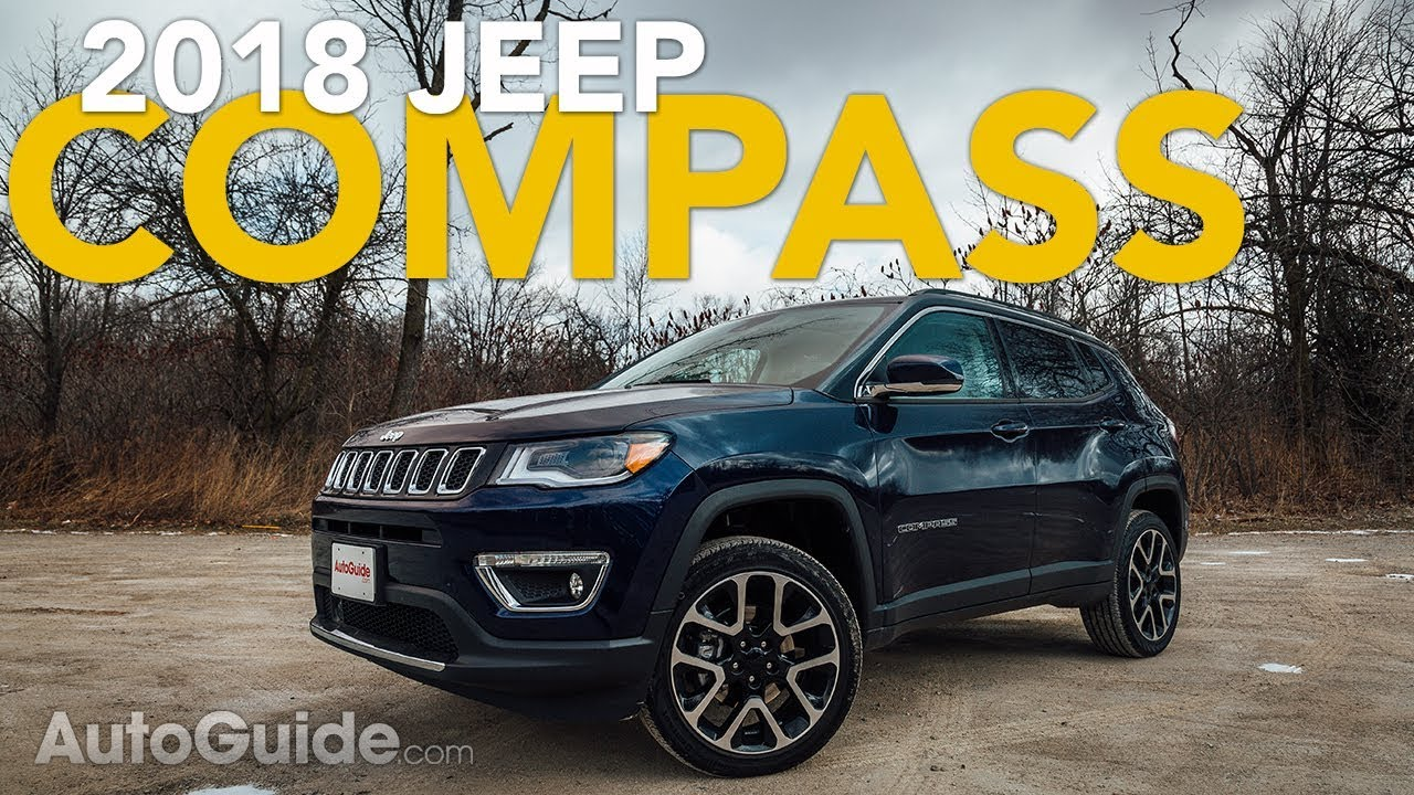 2018 Jeep Comp Review