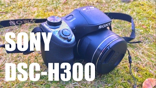 Sony DSC-H300 | Full Review