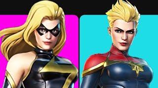 Evolution of Captain Marvel in Games 2006-2019