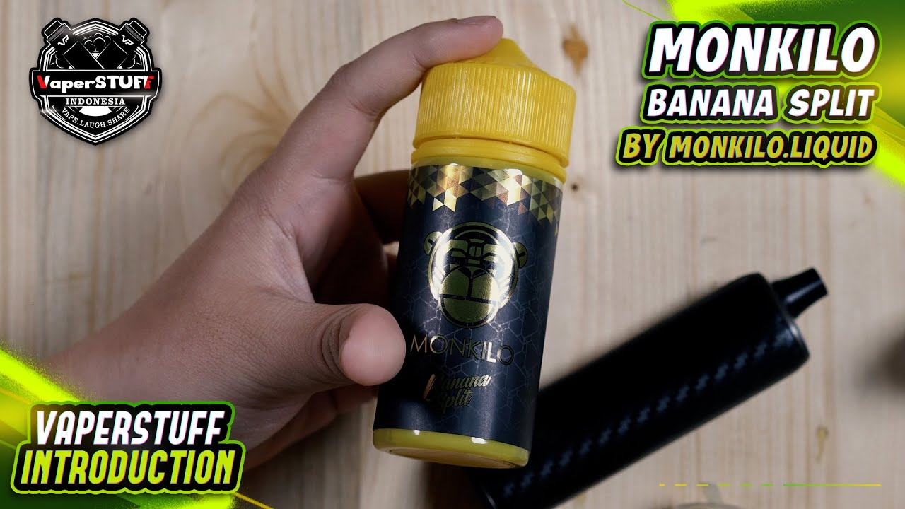 Download Monkilo Banana Split by Monkilo.liquid