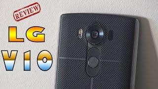 LG V10: REVIEW EN ESPAÑOL (2017) UN TELÉFONO CON DOS PANTALLAS | MN TECH