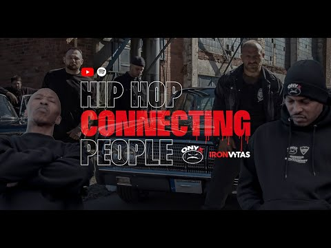 Ironvytas X ONYX – Hip Hop Connecting People (Official Music Video 2021)