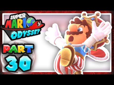 Super Mario Odyssey: Part 30 - A Cloud Paradise! 100% (Let's Play)