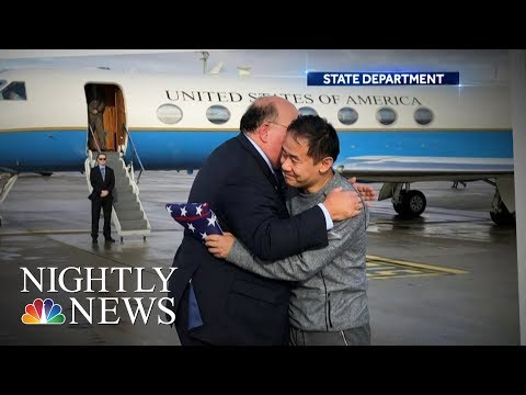 American Student Freed