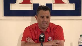 Arizona Basketball Press Conference