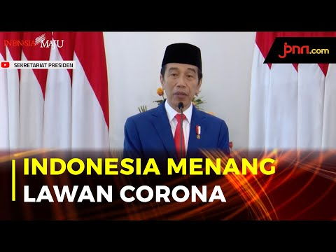 Arahan Jokowi di Hari Lahir Pancasila