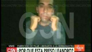 C5N - Parricidio en Pilar: Liberaron a Karen por falta de merito