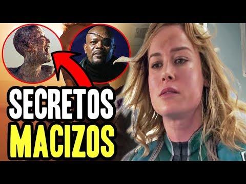 La Capidiosa revela nuevos secretos y referencias special look Capitana Marvel