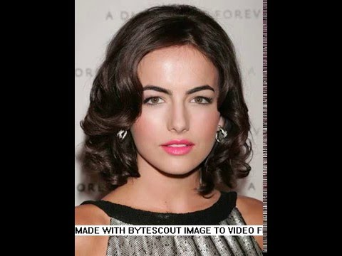 Best Camilla Belle Hairstyles 2016