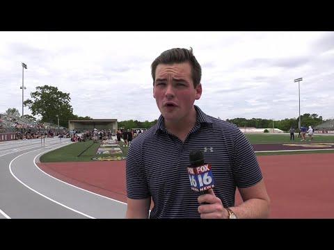 Arkansas High School State Weight Lifting Meet