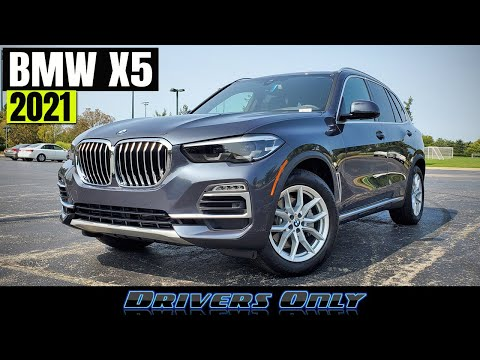 2021 BMW X5 - Ultimate Driving SUV