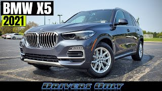 2021 BMW X5 - Ultimate Driving…