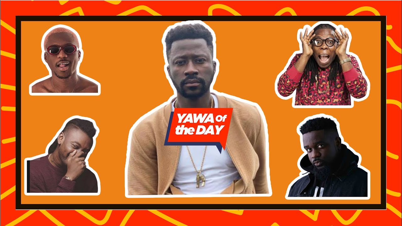 Yawa Of The Day: Asem Comes For EL, Sarkodie, Pappy Kojo And Edem In New Freestyle