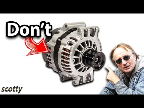 This Alternator Will Destroy Your Car