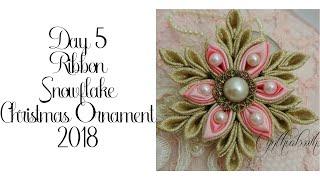 Day 5 Cynthialoowho Christmas Ornaments 2018