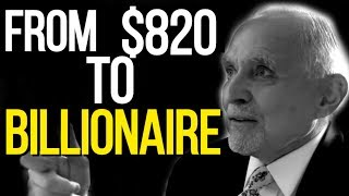 FROM $820 TO BILLIONAIRE | DAN PENA | MOTIVATION | WingsLikeEagles