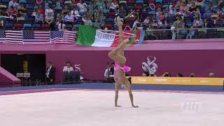 Download 2019 Rhythmic Worlds, Baku (AZE) – KIM Mun Ye (PRK), qualifications Hoop Mp3