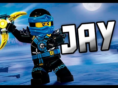 LEGO® Ninjago - Character Spot Jay [Fan Made] - YouTube