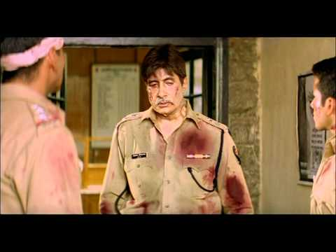 Indian Patritoc Scene - Khakee - Akshay Kumar - Aishwarya Rai - Sadrakshanaay Khalanigrahanaay