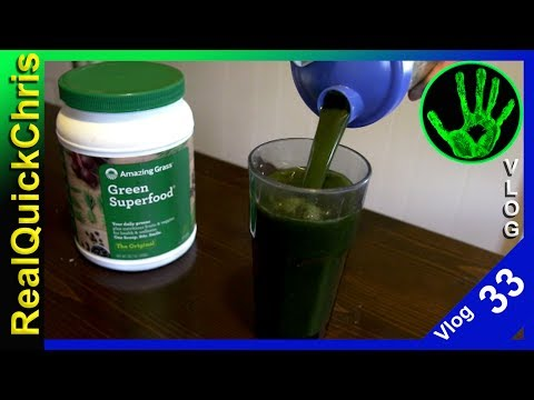 amazing grass green superfood is it the best greens powder?
