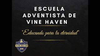 Vine Haven June 2020 Spanish