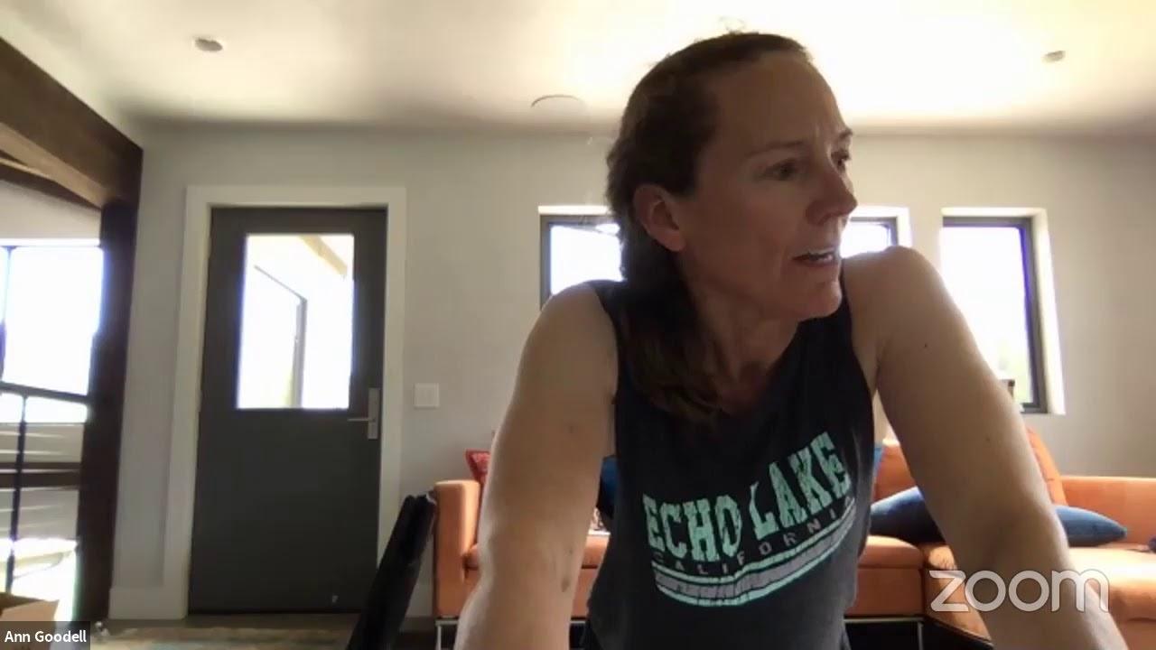 live workout 6/5/20