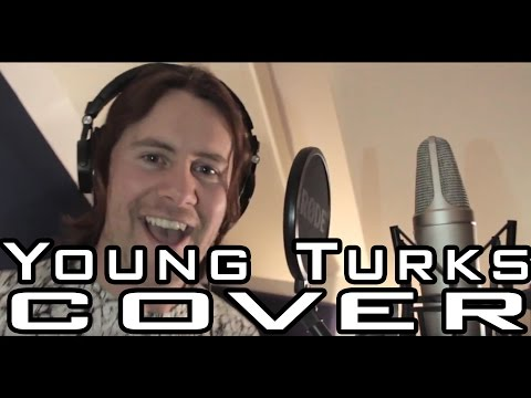 'Young Turks' - Rod Stewart COVER by One Last Secret