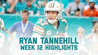 Ryan Tannehill Tosses 3 TDs! (Week 12 Highlights) | 49ers vs. Dolphins | NFL