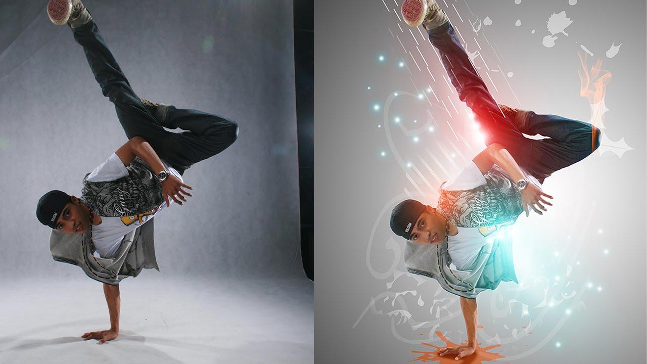 Lighting effects photoshop tutorial manipulation youtube baditri Gallery