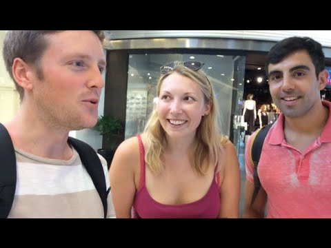 Interviewing Tourists: Why Did They Come To Thailand?