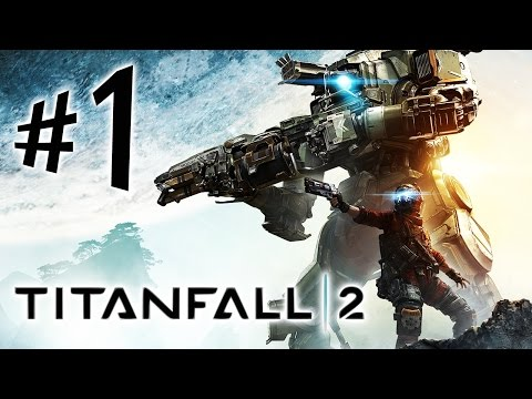 TITANFALL 2 - Parte 1: Jack Cooper e o Titã BT [ PC - Playthrough ]