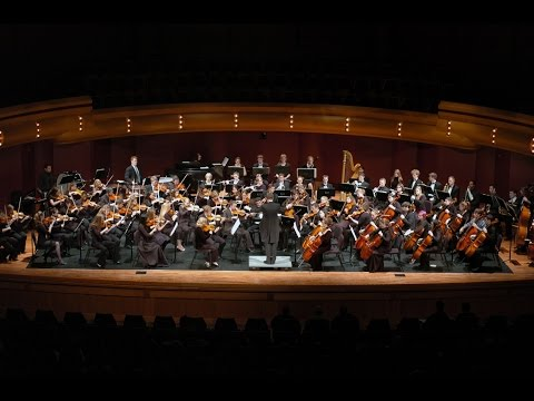 ND Symphony Orchestra Winter Concert