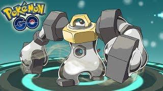 La MEJOR EVOLUCIÓN de MELTAN a MELMETAL con +3000 PC en Pokémon GO [Keibron]